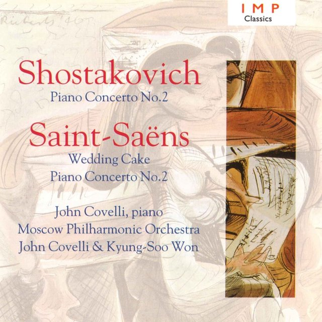 Shostakovich: Piano Concerto No.2 - Saint-Saens: Wedding Cake / Piano Concerto No.2