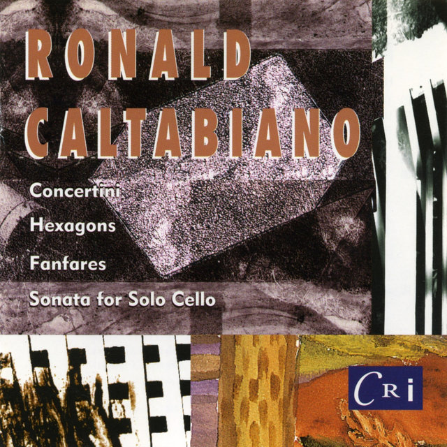 Music of Ronald Caltabiano