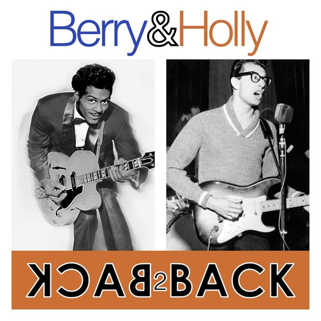 Berry & Holly - Back 2 Back (2 Great Artist's 97 Essential Tracks)