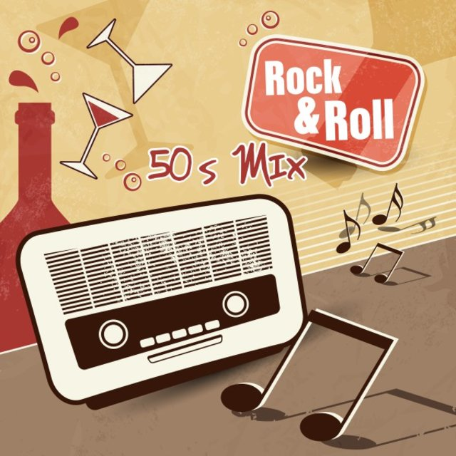 Rock & Roll 50s Mix
