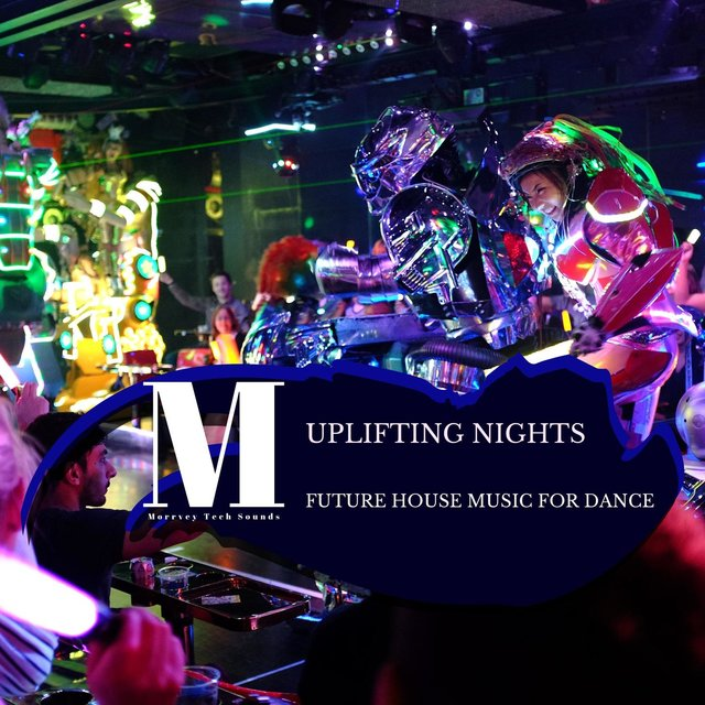 Uplifting Nights - Future House Music For Dance