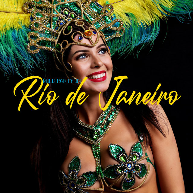 Wild Party in Rio de Janeiro – Paradise, Ocean, Chillout Party, Night Bar