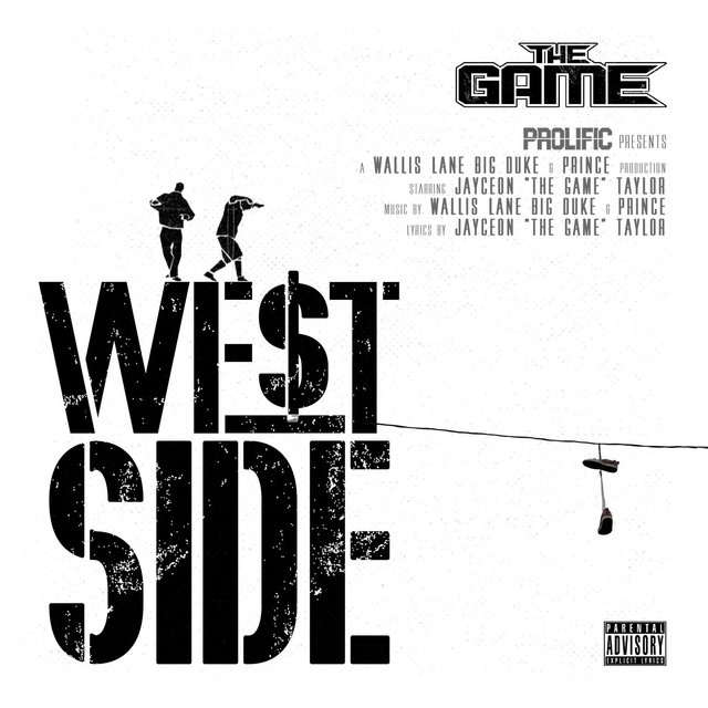 Cover art for album  by The Game