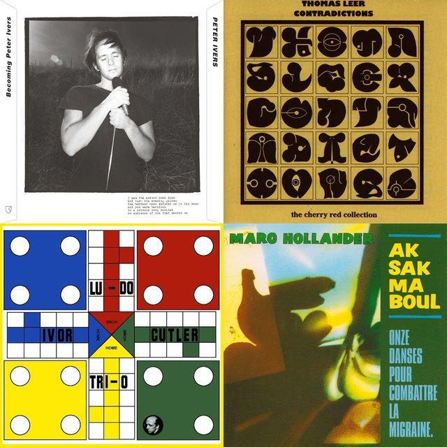 Cover art for album Home Listening - Scott Gilmore & Secret Circuit by User