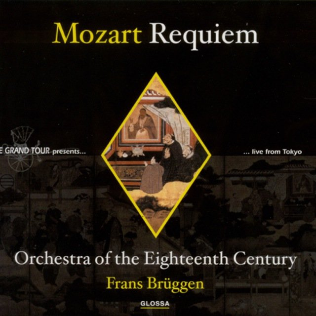 Mozart, W.A.: Requiem in D Minor / Maurerische Trauermusik / Adagio in B-Flat Major