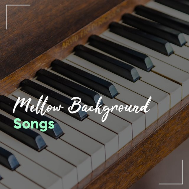 Mellow Background Therapy Songs