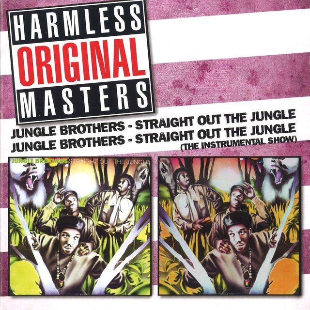 Straight out the Jungle/Straight out the Jungle (The Instrumental Show)