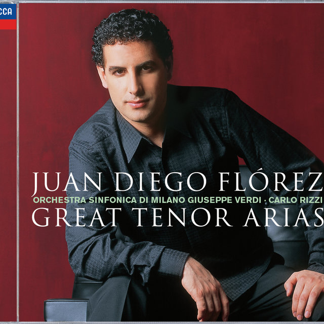 Juan Diego Florez: Great Tenor Arias ((with bonus track