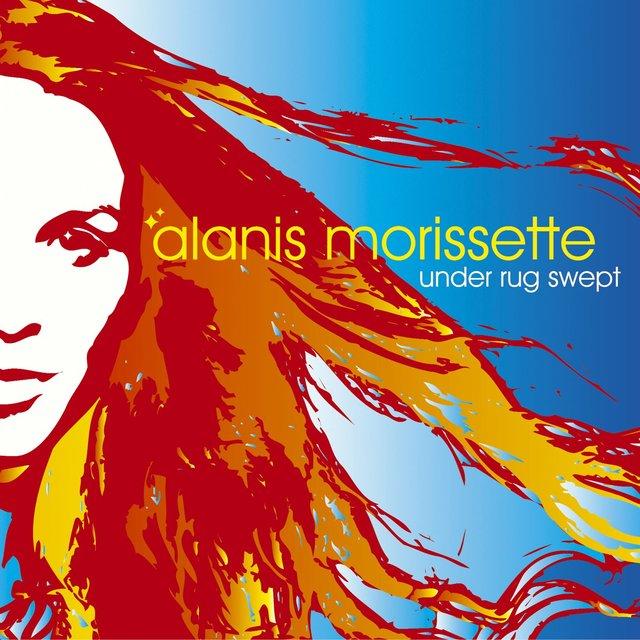 Cover art for album Under Rug Swept by Alanis Morissette