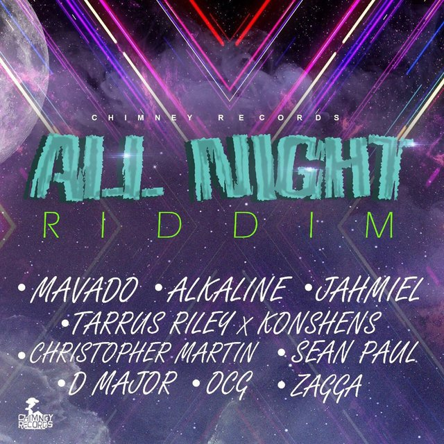 All Night Riddim - EP