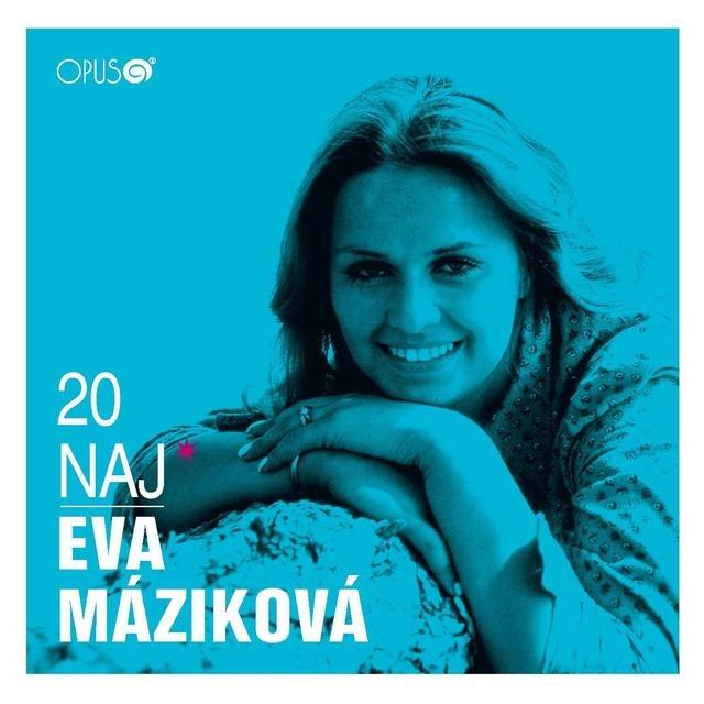 Cover art for album  by Eva Máziková