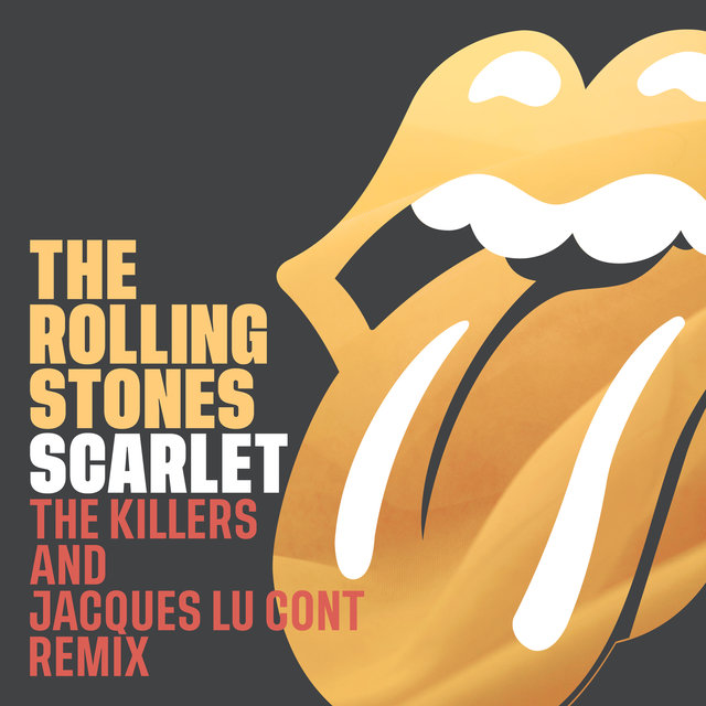 Scarlet (The Killers & Jacques Lu Cont Remix)