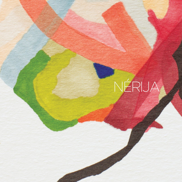 Cover art for album Blume by Nérija