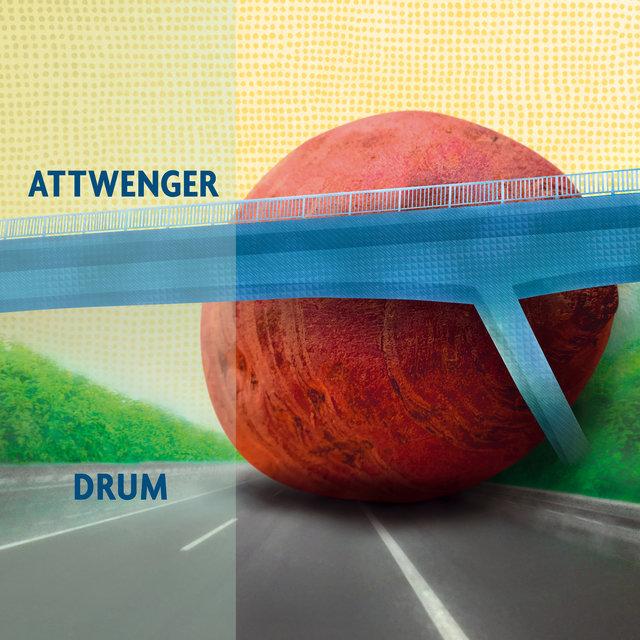 Cover art for album Drum by Attwenger