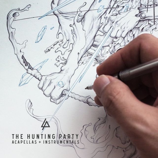 The Hunting Party: Acapellas + Instrumentals