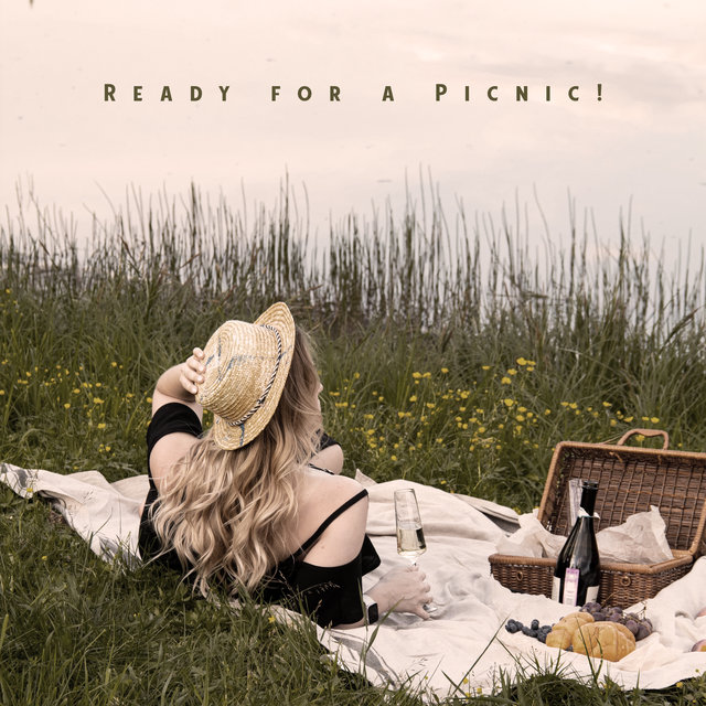Ready for a Picnic! - Relax in the Fresh Air While Listening to This Positive and Cheerful Jazz, Time with Family, Sweet Summer Days, Delicious Food, Forget about Problems, Lazy