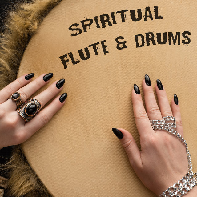 Spiritual Flute & Drums - Native American Shamanic Music Collection