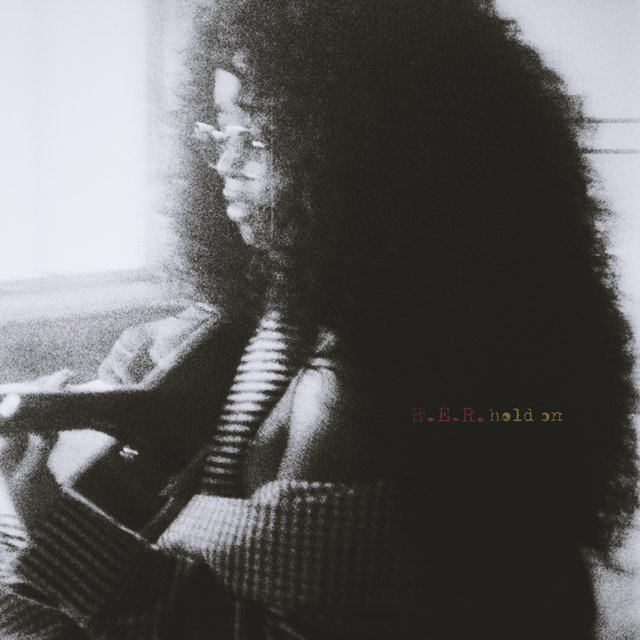 Cover art for album Hold On by H.E.R.