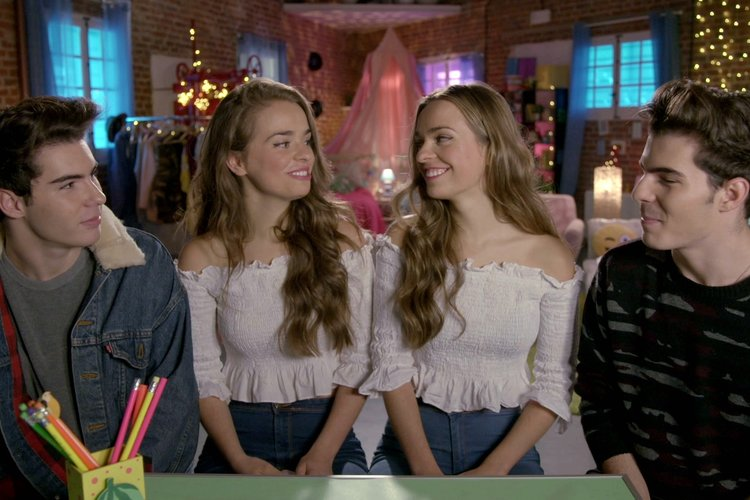TWIN MELODY PARTY - Episodio 5 - Gemeliers