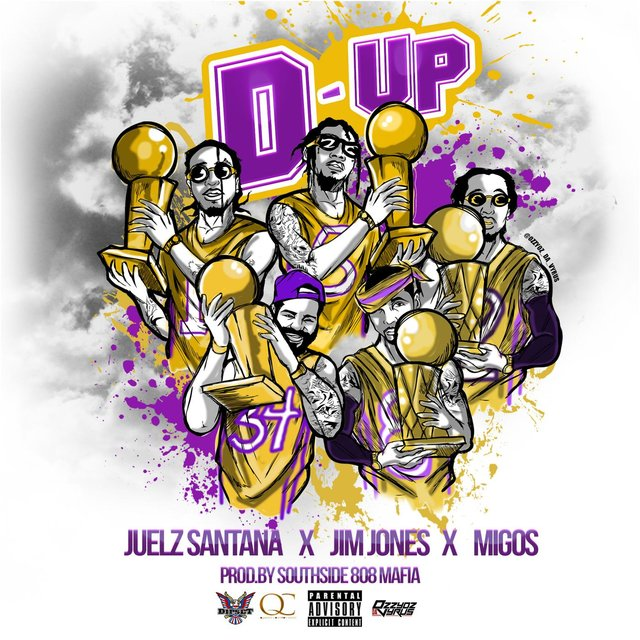 D Up (feat. Jim Jones & Migos)