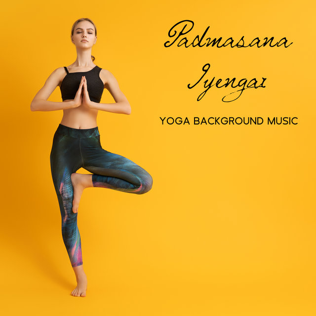 Padmasana Iyengar Yoga Background Music