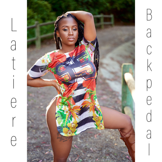 Cover art for album Back Pedal by Latiere