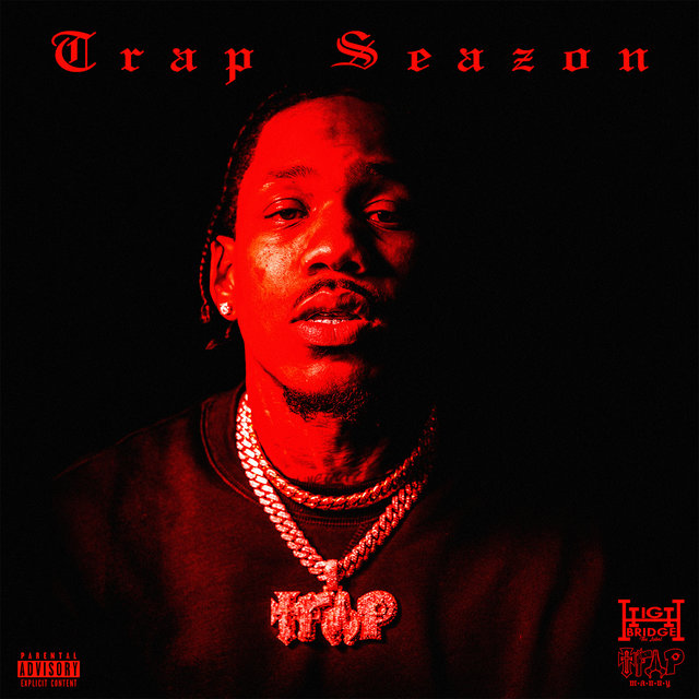 Cover art for album Trap Seazon by Trap Manny