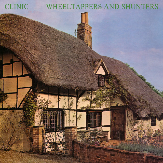 Cover art for album Wheeltappers and Shunters by Clinic
