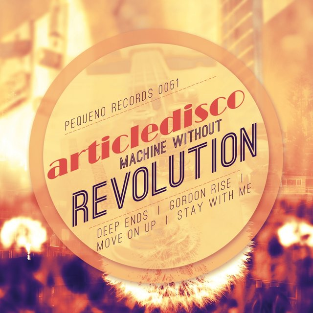 Machine Without Revolution E.P