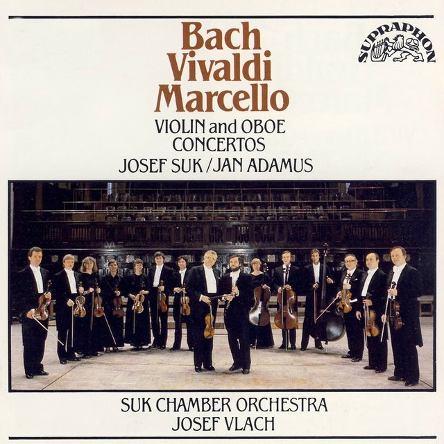 Bach, Vivaldi, Marcello: Violin and Oboe Concertos