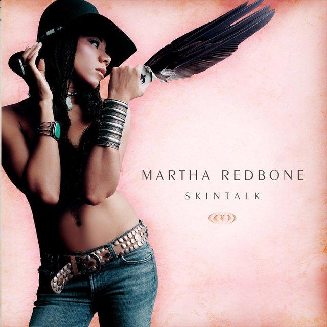 Cover art for album Skintalk by Martha Redbone