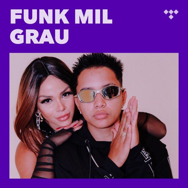 Cover art for album Funk Mil Grau by TIDAL