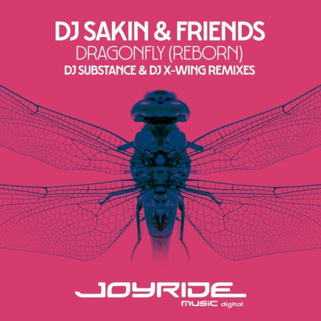 Dragonfly (Reborn) [DJ Substance & DJ X-Wing Remixes]