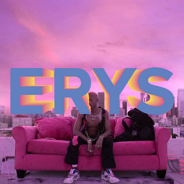 Cover art for album ERYS (Deluxe) by Jaden