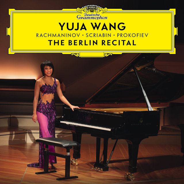 The Berlin Recital (Visual Album / Live at Philharmonie, Berlin / 2018)