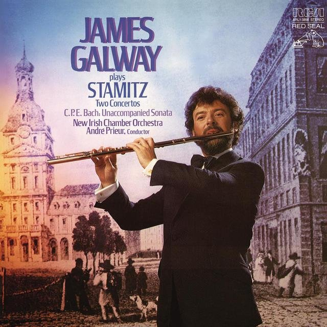 James Galway Plays Stamitz