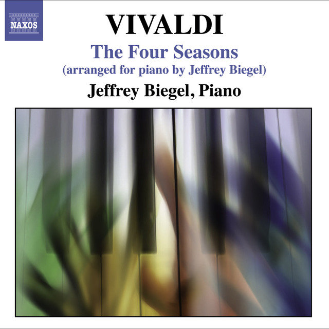 Vivaldi: The Four Seasons (Arr. for Piano)