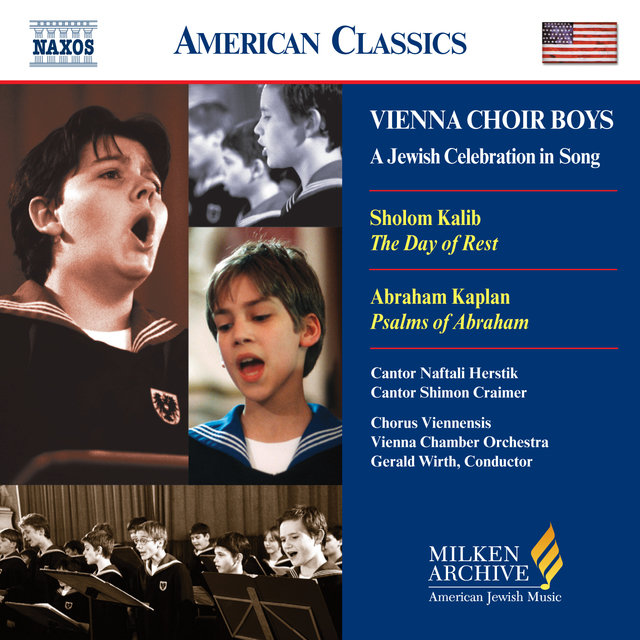 Vienna Boys Choir: A Jewish Celebration in Song