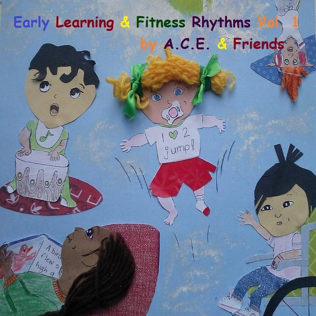 Early Learning & Fitness Rhythms, Vol. 1
