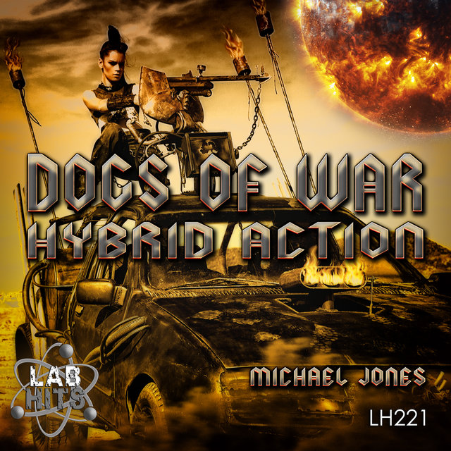 Dogs Of War: Hybrid Action