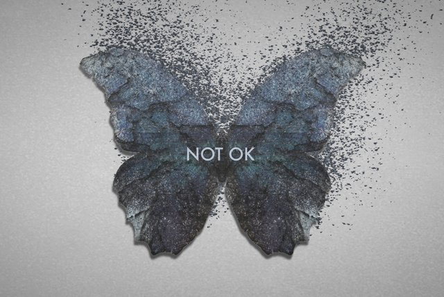 Not Ok (Lyric Video)