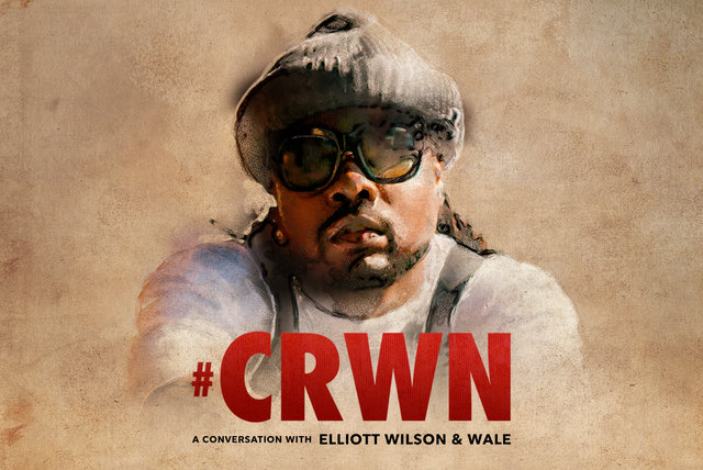 CRWN: A Conversation with Elliott Wilson & Wale