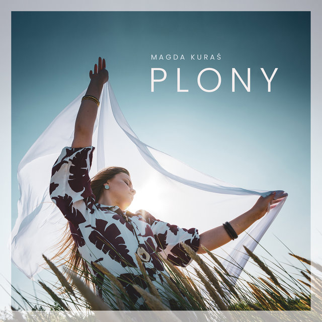 Cover art for album Plony by Magda Kuraś
