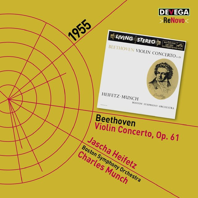 Beethoven: Violin Concerto in D major, Op.61
