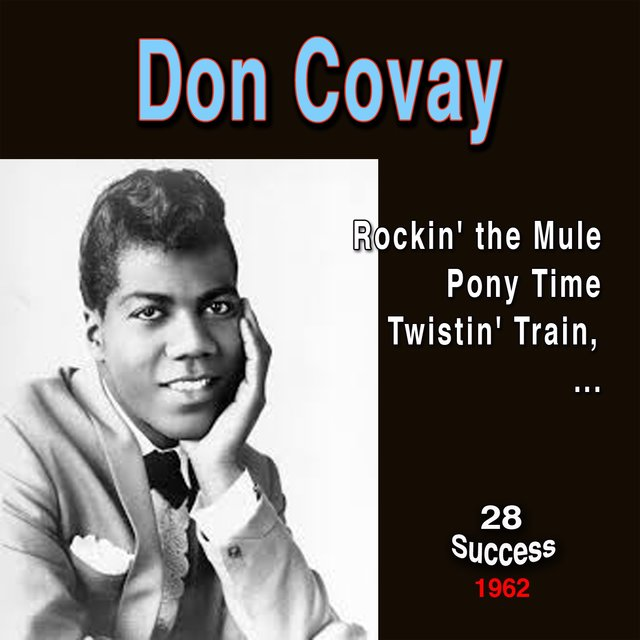Don Covay (28 Success)