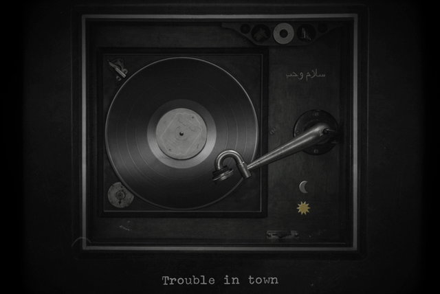 Trouble In Town (Lyric Video)