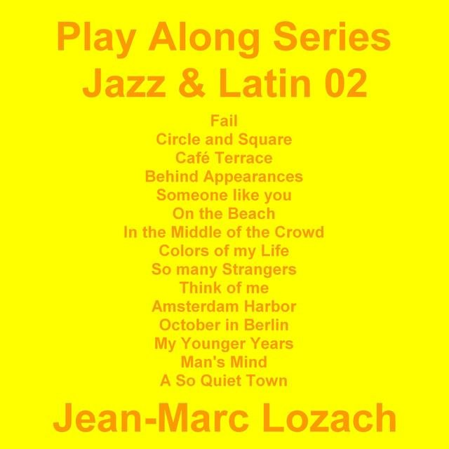Play Along Series Jazz & Latin 02