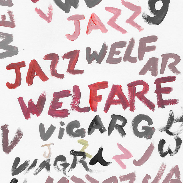 Cover art for album Welfare Jazz by Viagra boys