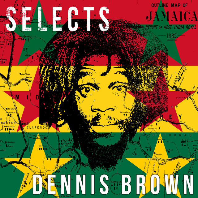 Dennis Brown Selects Reggae