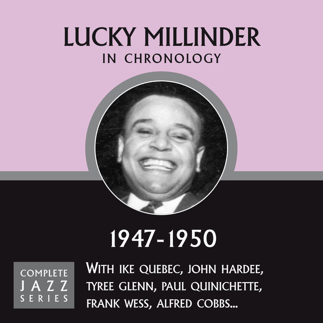 Complete Jazz Series 1947 - 1950